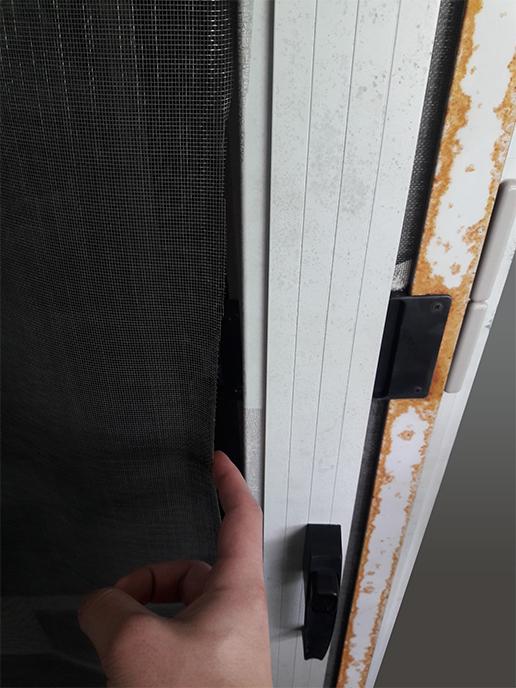 Elgin Screen Door Repair